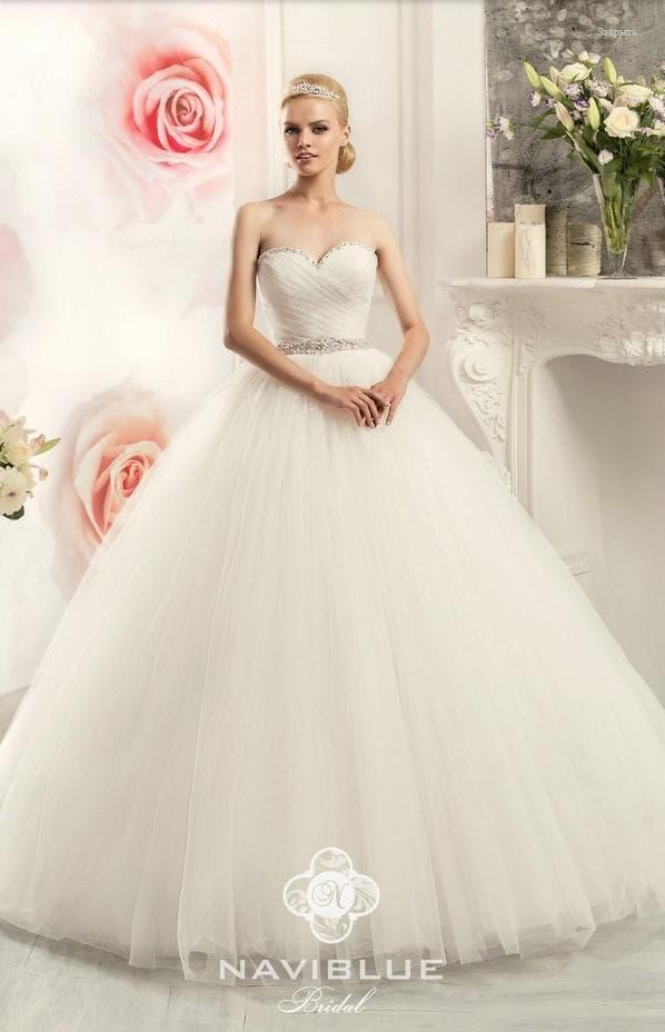 Пышное свадебное платье Naviblue