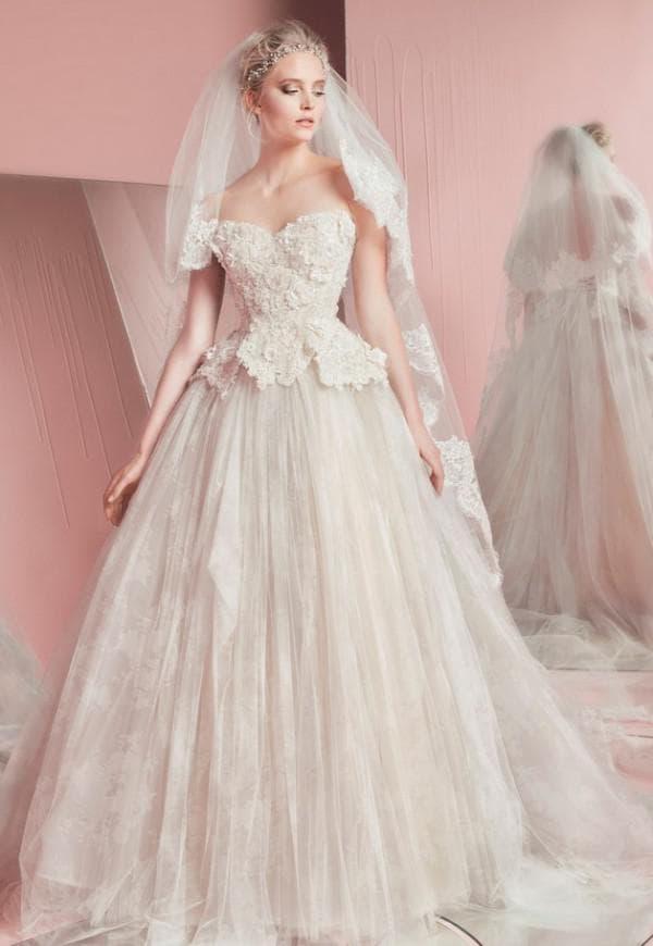 Платье на свадьбу Зухаир Мурад