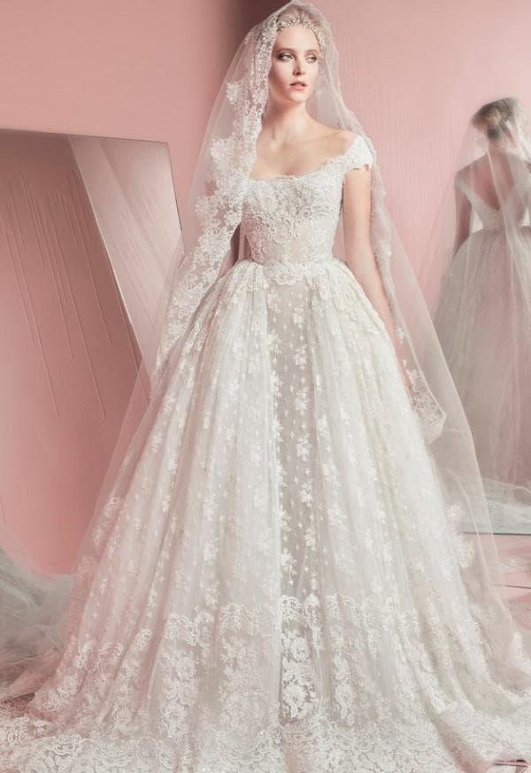 Зухаир Мурад платье Peggy
