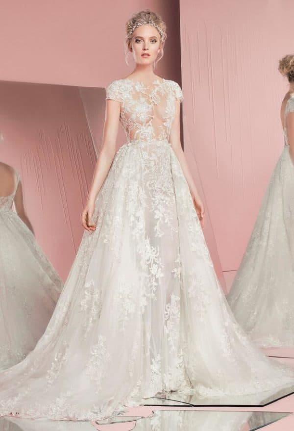 Свадебное платье-трансформер от Зухаир Мурад