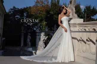 Платья для невест Crystal Design