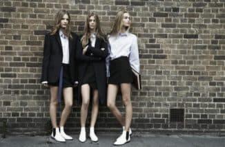 Школьные платья для подростков