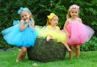 платья детские на свадьбу