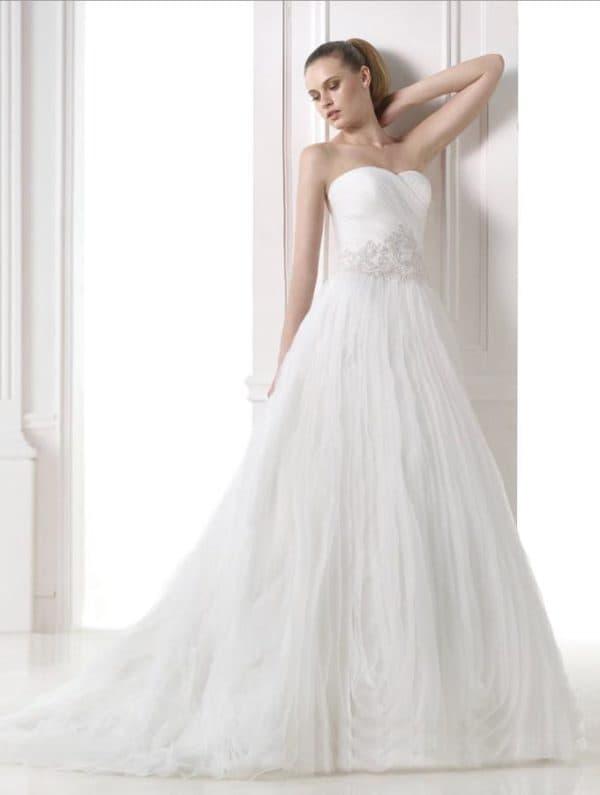 """свадебное платье """"мальвина"""""""