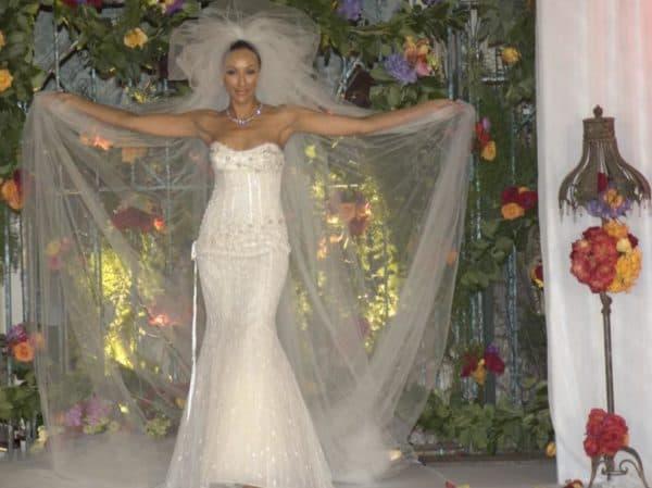 Божественное платье для невесты за 12 миллионов долларов