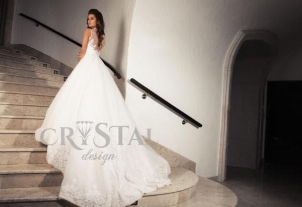 Свадебные наряды от Crystal design