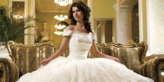 платье принцесса для стройной леди