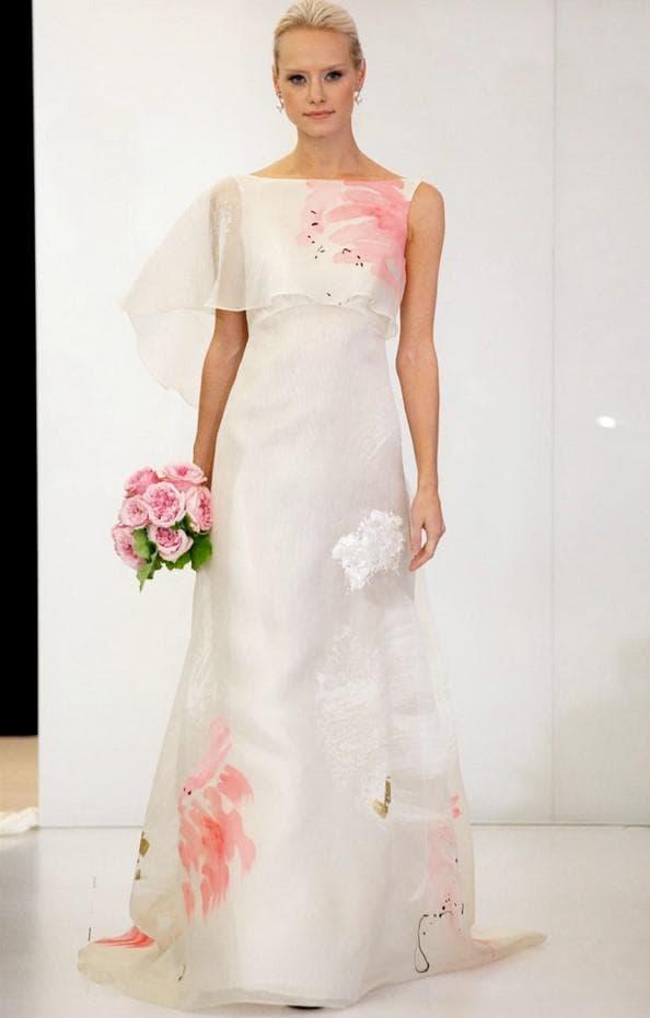 Идельаное платье на свадьбу для женщины с фигурой прямоугольник