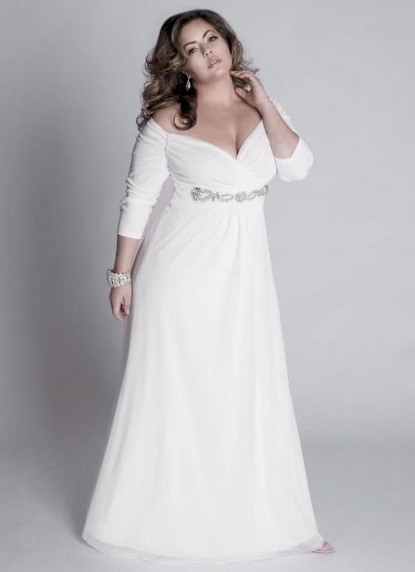 Свадебное платье для женщины яблоко