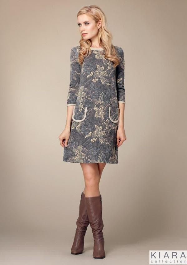 офисное платье Kiara
