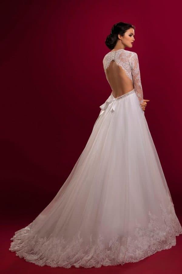 свадбеное платье от Натальи Романовой Россия