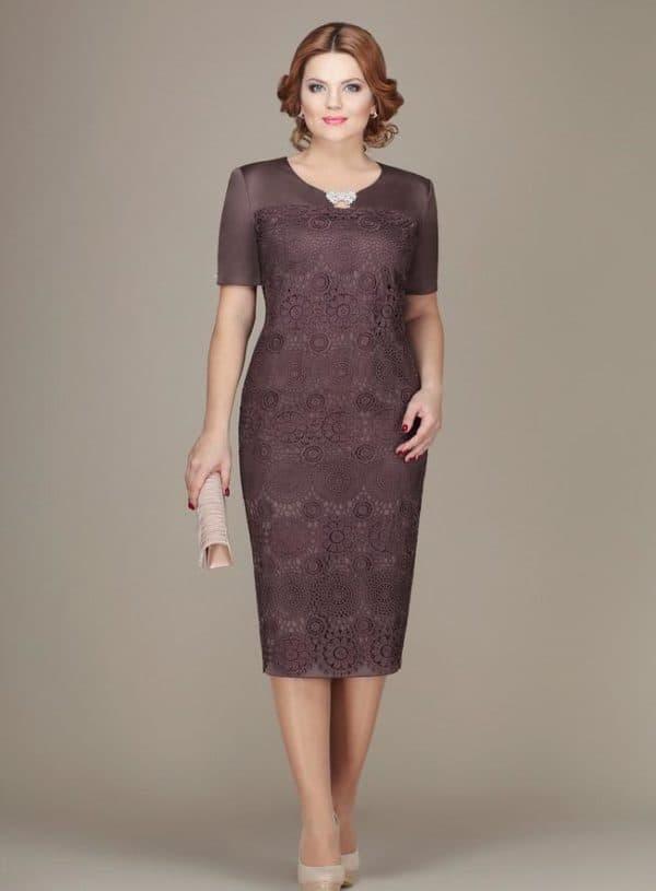 платье для полной женщины из Белоруссии