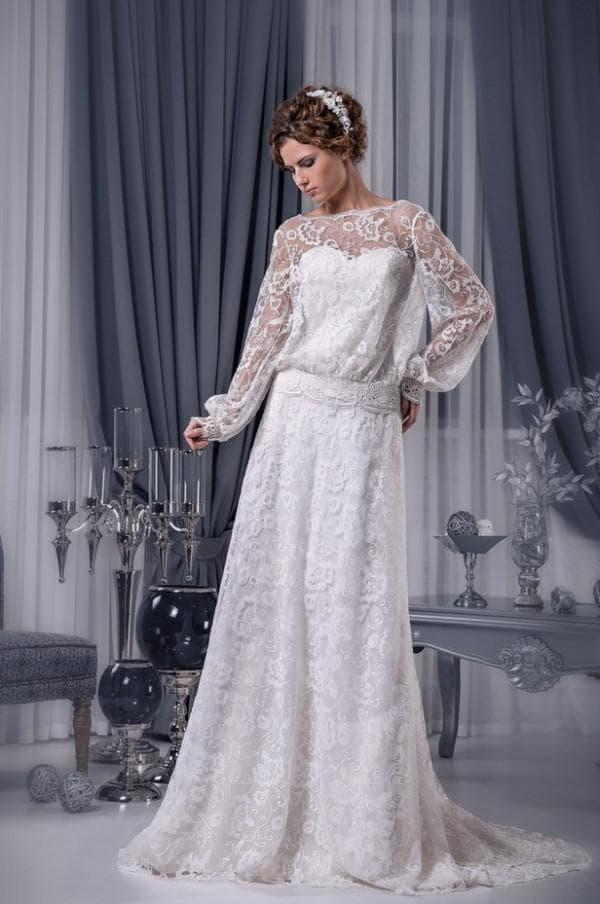 свадебные платья от русского дизайнера С. Лялиной
