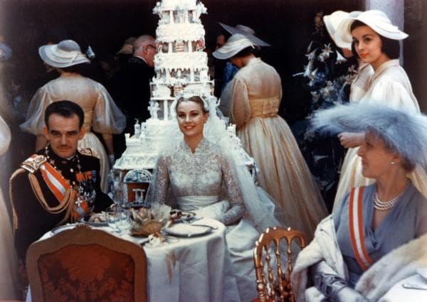 кружевное платье принцессы Монако