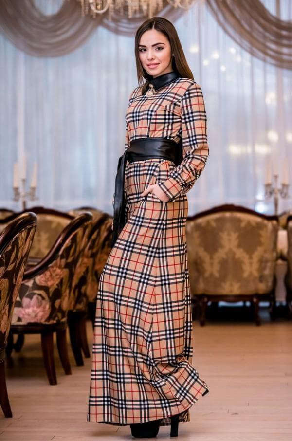 платье белорусского производства в пол