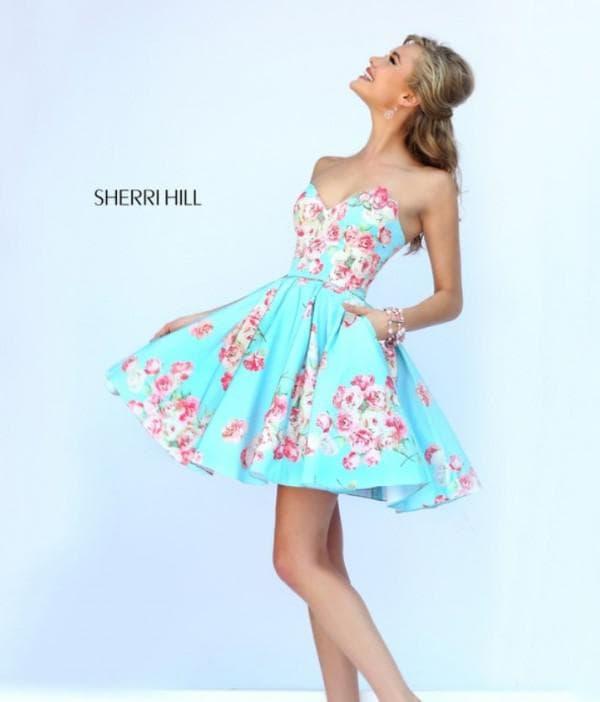 коктейльное платье Sherri Hill