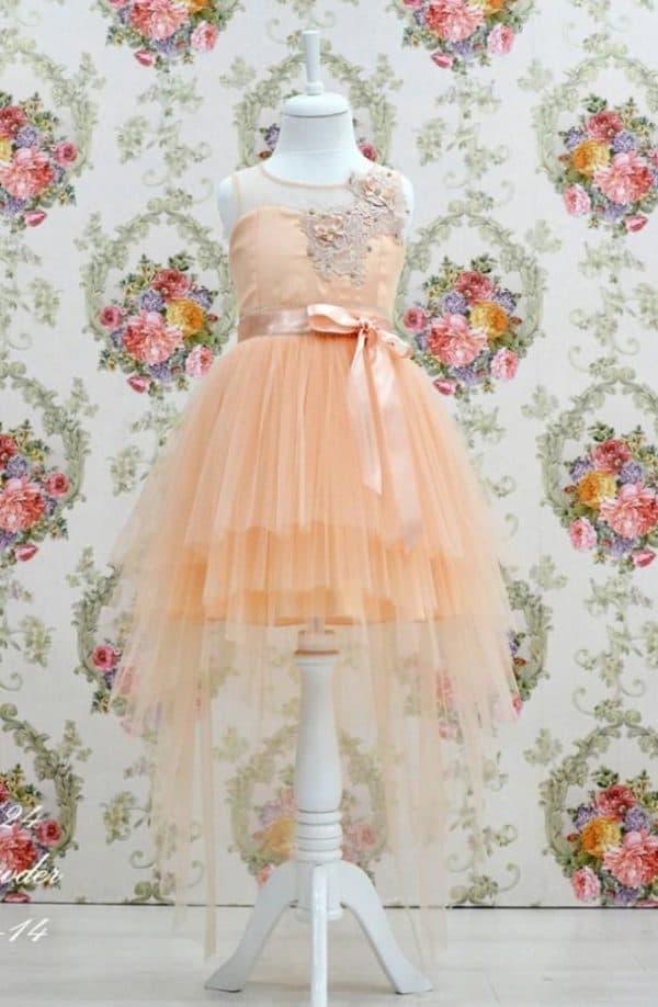 платье принцесса для девочки