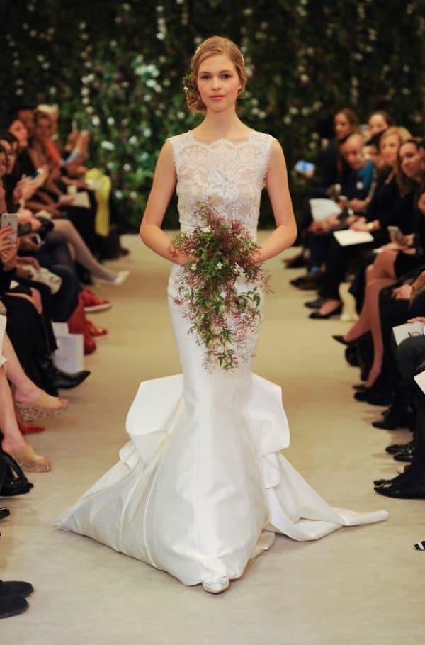 модно свадебное платье в пол