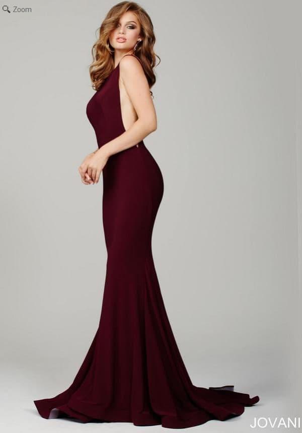 Вечернее платье в пол Jovani