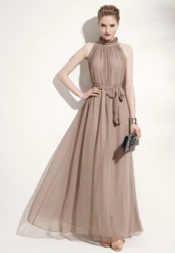Брендовое платье на выпускной
