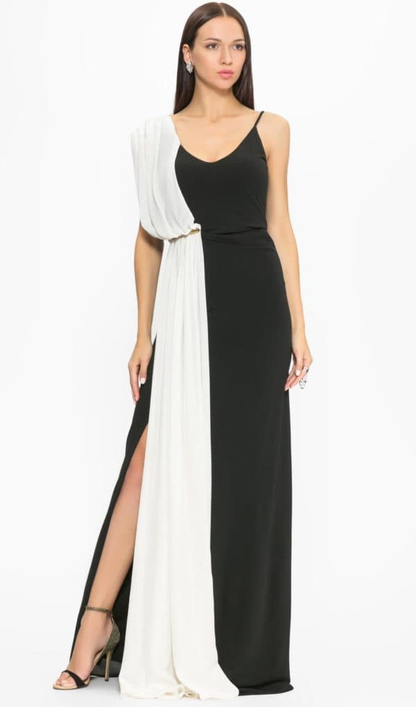 Платье на выпускной в пол от Vionnet