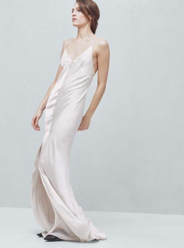Вечернее платье от Mango