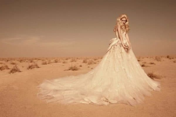 Свадебное платье от Shady ZeinEldine
