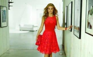 Красное платье мии на выпускной к ребенку