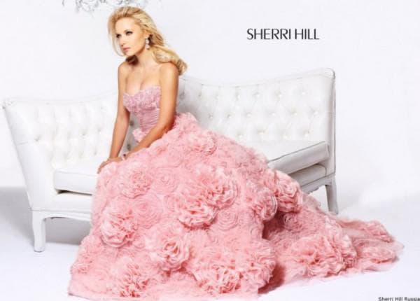 платье-трансформер от Sherri Hill