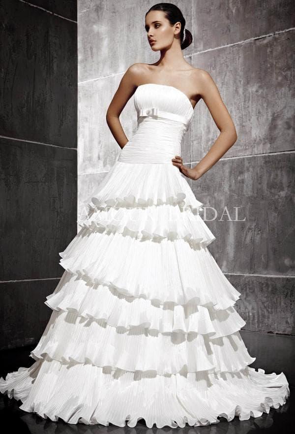 Свадебное платье многофункционально от Amour Bridal