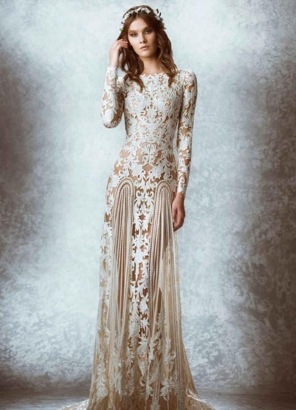 Платье на свадьбу от Зухаир Мурад