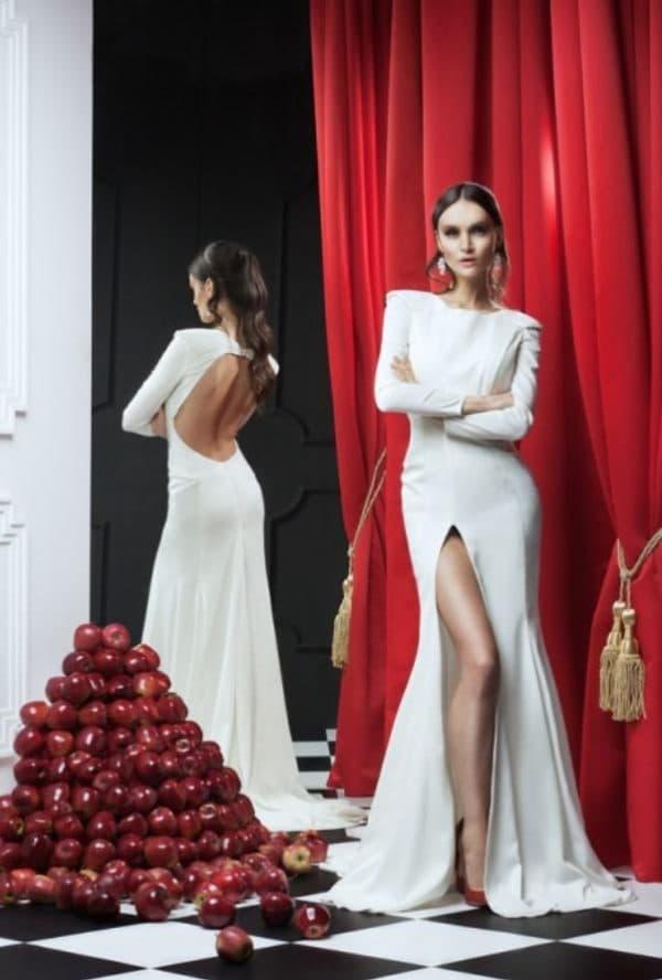 Рара Авис - платье на свадьбу