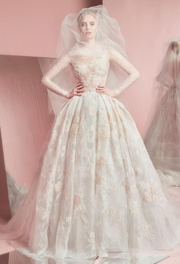 платье из свадебной коллекции 2016 Zuhair Murad