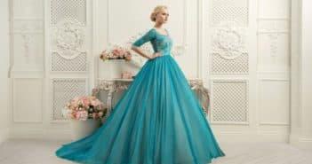 Коллекция свадебных платьев Navi Blue