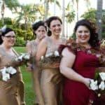 Подбираем платье большого размера для мамы невесты: секреты сногсшибательного образа
