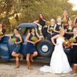 Свадебные платья в стиле рустик — притягательность простоты
