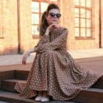 Победное возвращение в моду штапельных платьев: теперь в русском стиле