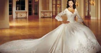 мирелучшее свадебное платье в с