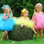 Приятно почувстовать себя принцессой — подбираем платья для девочек на свадьбу