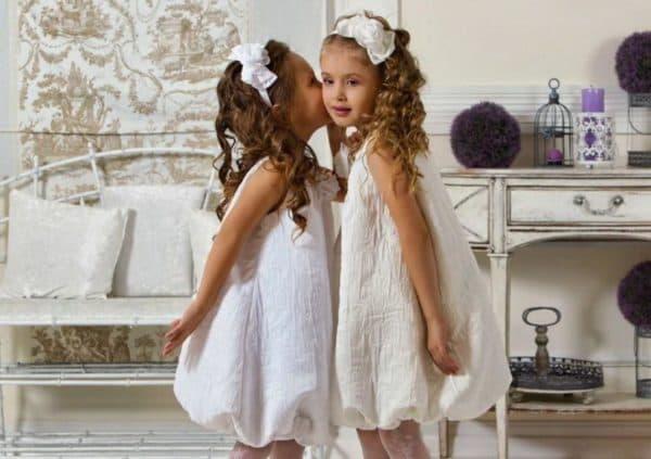 Наряды для детей на бракосочетании
