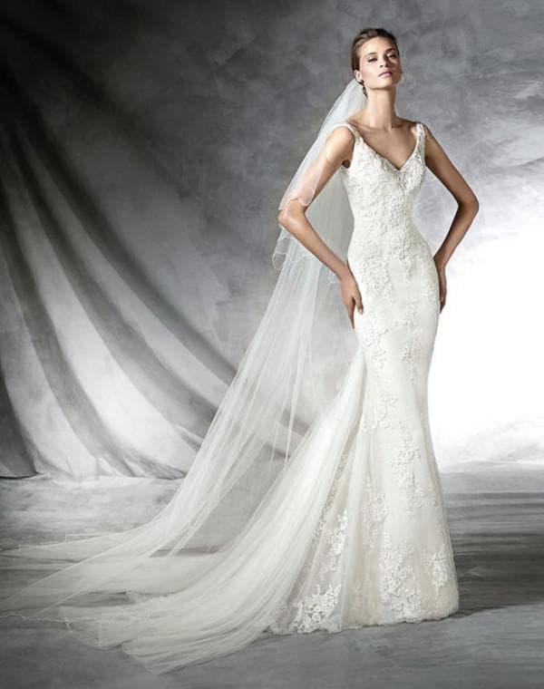 Свадебные платья Проновиас: испанский шик по премиальной цене