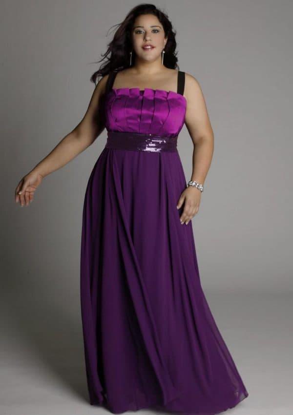 Фото мамы невесты в фиолетовом платье