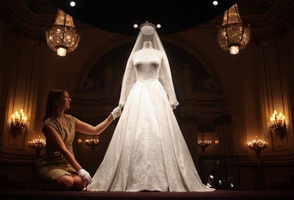 Платье невесты Кейт Миддлтон
