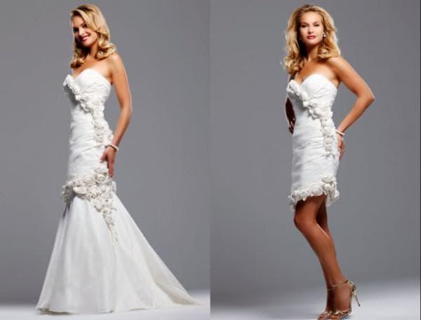 Универсальное свадебное платье To be Bride