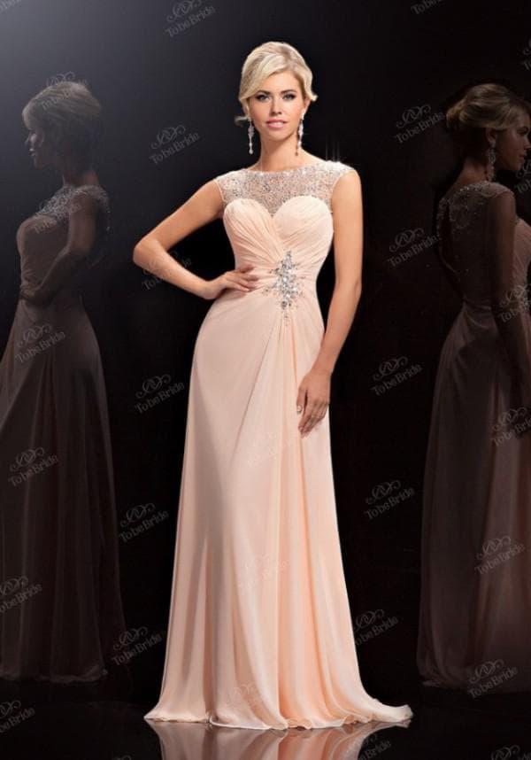 элегантное платье для торжественного случая