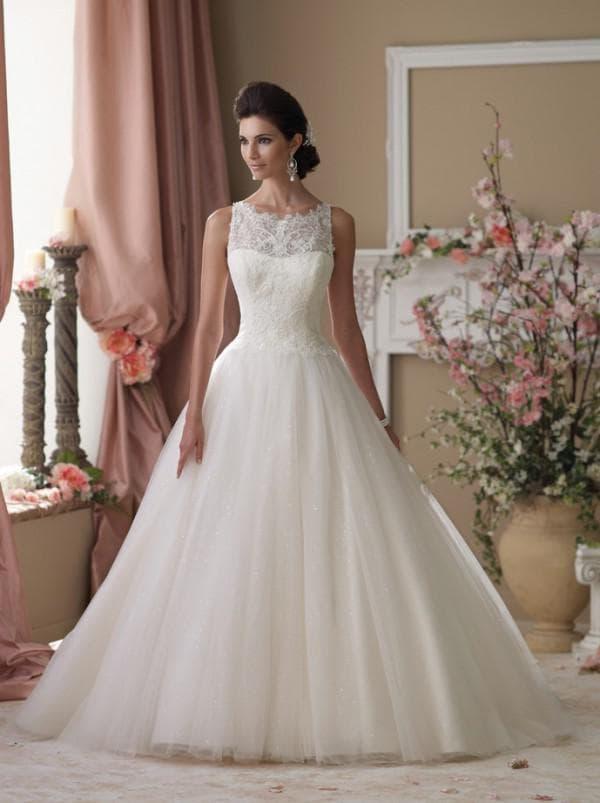 платье принцесса на свадьбу