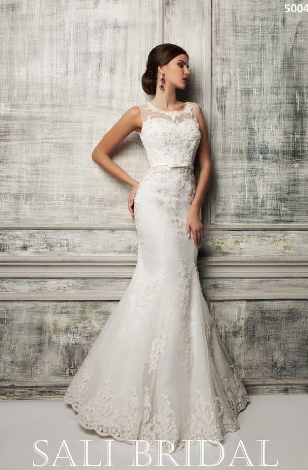 свадебное платье для пляжного праздника рыбка
