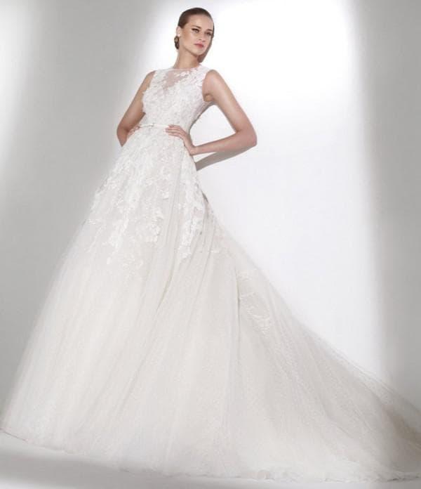 платье принцесса для невесты