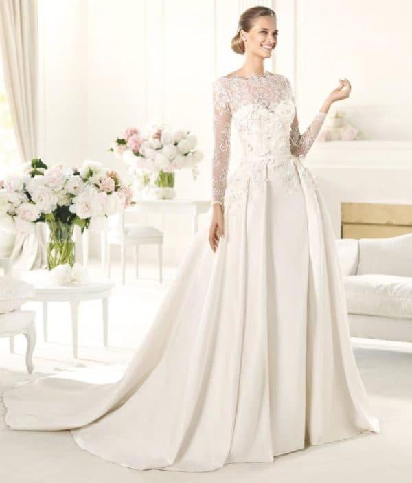 платье Проновиас от Эли Сааба