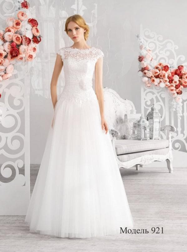русская свадебная мода